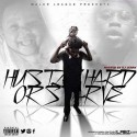 Kennie Lu - Hustle Hard Or Starve mixtape cover art
