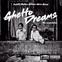 LBM Music Group - Ghetto Dreams mixtape cover art