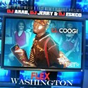 LL Coogi - Flex Washington mixtape cover art