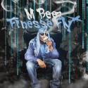 M-Beez - Finesse Fly mixtape cover art