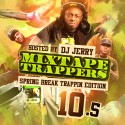 Mixtape Trappers 10.5 (Spring Break Trappin Edition) mixtape cover art