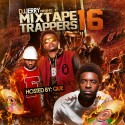 Mixtape Trappers 16 (Hosted By Que) mixtape cover art