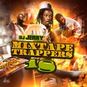 Mixtape Trappers 18 mixtape cover art