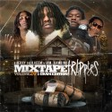 Mixtape Trappers 20 (1 Gram Edition) mixtape cover art