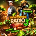 Mixtape Trappers Radio 3 (Hosted By Tha Captin) mixtape cover art
