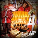 Mixtape Trappers Radio 4 (Blockstar Edition) mixtape cover art