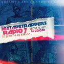 Mixtape Trappers Radio 7 (Hosted By LL Coogi) mixtape cover art