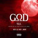 Nit Li Rit - God Talk mixtape cover art