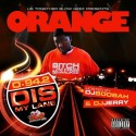 Orange - O-94.2 (Dis My Lane) mixtape cover art