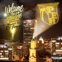 Paradise Ent. - Welcome To Paradise mixtape cover art