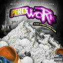 Percs & Work mixtape cover art