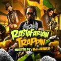 Rastafarian Trappin mixtape cover art