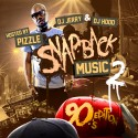 Snapback Music 2 (Hosted By Pizzle) mixtape cover art