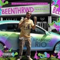 SuperThrowed Rio - Been Throwed mixtape cover art