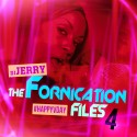 The Fornication Files 4 (#HappyVDay) mixtape cover art