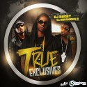 True Exclusives mixtape cover art