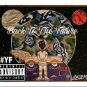 #YF - Back To The Future mixtape cover art