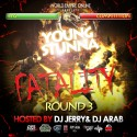 Young Stunna - Fatality Round 3 mixtape cover art