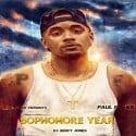 Paul Fisher - Sophomore Year mixtape cover art