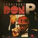 Corner Boy P - Don P mixtape cover art