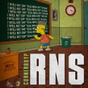 Corner Boy P - RNS mixtape cover art