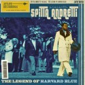 Curren$y - The Legend Of Harvard Blue mixtape cover art