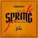 Curren$y - The Spring Collection mixtape cover art