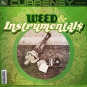 Curren$y - Weed & Instrumentals  mixtape cover art