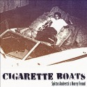 Curren$y & Harry Fraud - Cigarette Boats mixtape cover art