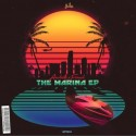 Curren$y & Harry Fraud - The Marina EP mixtape cover art
