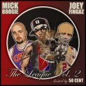 Tha League Vol. Two hosted by 50 Cent mixtape cover art