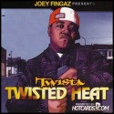 Twisted Heat mixtape cover art