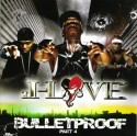 50 Cent - Bulletproof, Part  4 mixtape cover art