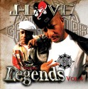 Gangstarr - Legends, Vol. 4 mixtape cover art