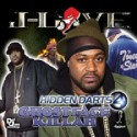Ghostface Killah - Hidden Darts 4 mixtape cover art