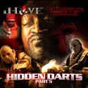 Ghostface Killah - Hidden Darts 5 mixtape cover art