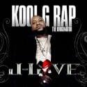 Kool G Rap - The Originator mixtape cover art