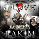 Rakim - Legends, Vol. 1.2 mixtape cover art