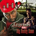 Big Daddy Kane - Legends, Vol. 7 mixtape cover art