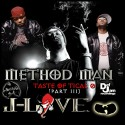 Method Man - A Taste Of Tical 0, Pt. 3 mixtape cover art