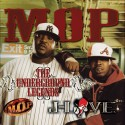M.O.P. - The Underground Legends mixtape cover art