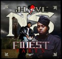 Nas - Finest, Pt. 5 mixtape cover art