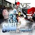 Street Savior, Part 6 (Hosted By Ghostface Killah) mixtape cover art