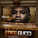 Beecie Fame - Free Gucci mixtape cover art