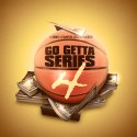 Go Getta Series 4 mixtape cover art