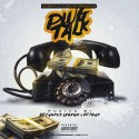 Mobstyle Hustlaz - Plug Talk mixtape cover art