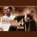 Gangsta Musik 4 (Hosted by Trae) mixtape cover art