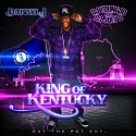 Darryl J - King Of Kentucky mixtape cover art