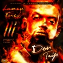 Don Trip - Human Torch 3 mixtape cover art
