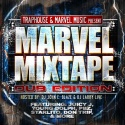 Marvel Mixtape (Dub Edition) mixtape cover art